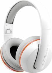 Casti Audio Magnat LZR 580 Alb cu Portocaliu Casti