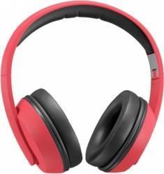 Casti Audio Magnat LZR 580 Rosu cu Negru Casti