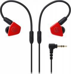 Casti In-Ear Audio-Technica ATH-LS50iS Rosu Casti telefoane mobile