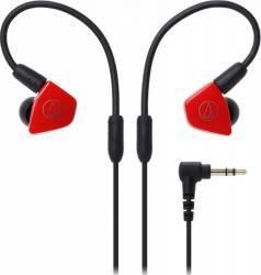 Casti In-Ear Audio-Technica ATH-LS50iS Rosu Casti telefoane mobile