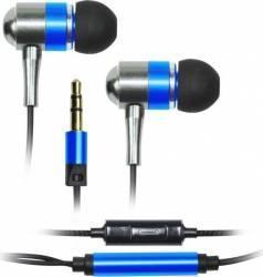 Casti Audio Vakoss In Ear Albastru sk-225eb