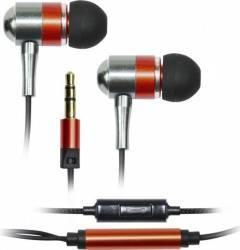 Casti Audio Vakoss In Ear Rosu sk-225er Casti telefoane mobile