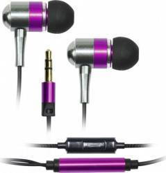 Casti Audio Vakoss In Ear Violet sk-225eu Casti telefoane mobile