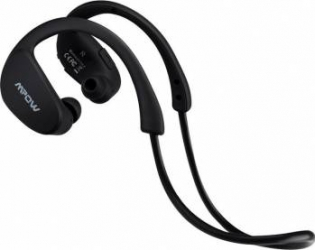 Casti audio Wireless Bluetooth Mpow Cheetah Sport Black