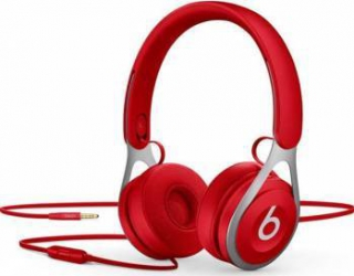 Casti Beats EP On-Ear - Red ml9c2zm/a Casti