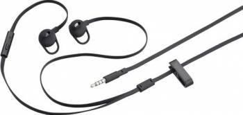 Casti Blackberry Premium Stereo Headset 3.5mm WS-410 FC HF Negru