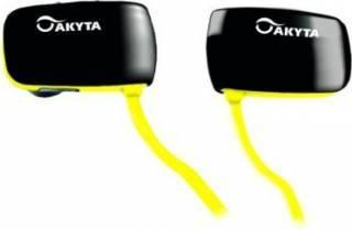 Casti Bluetooth Akyta Sport AC-B91 Galben - Negre