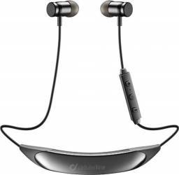 Casti Bluetooth Cellularline Neckband Style Negru