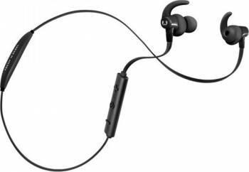 Casti Bluetooth Fresh n Rebel In-Ear Lace Negre Casti Bluetooth