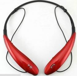 Casti Bluetooth Multipoint Intrauriculare S80 Red Casti Bluetooth