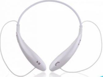 Casti Bluetooth Multipoint Intrauriculare S80 White