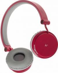 Casti Bluetooth Kitsound Fresh Metro Roz