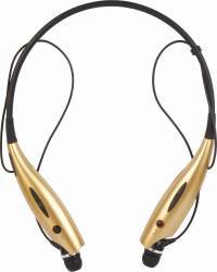 Casti Bluetooth Multipoint Intrauriculare S73 Gold