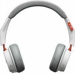 Casti Bluetooth Plantronics BackBeat 500 White Casti Bluetooth