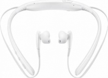 Casti Bluetooth Samsung Level U Alb Casti Bluetooth