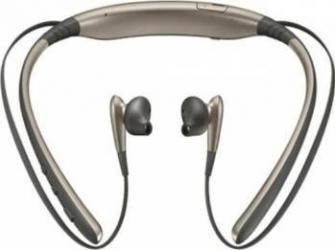 Casti Bluetooth Samsung Level U Gold Casti Bluetooth