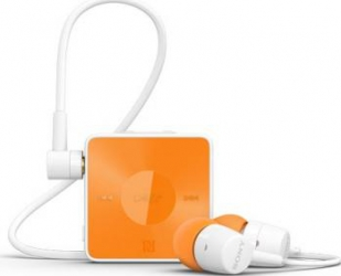 Casti Bluetooth Sony SBH20 Multi-Point Orange
