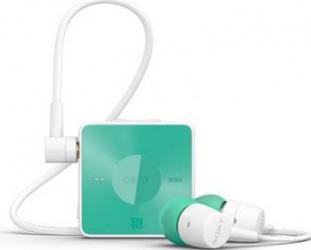 Casti Bluetooth Sony SBH20 Multi-Point Turquoise