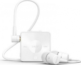Casti Bluetooth Sony SBH20 Multi-Point White