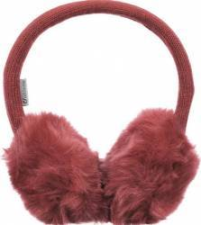 Casti cu Aparatori Cellularline Muffs Over Ear Rosu