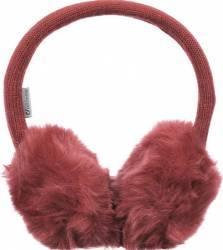 Casti cu Aparatori Cellularline Muffs Over Ear Rosu