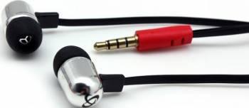 Casti cu Microfon SBOX EP-044 Argintiu Casti telefoane mobile
