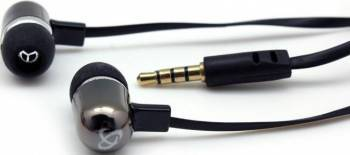 Casti cu Microfon SBOX EP-044 Negru Casti telefoane mobile