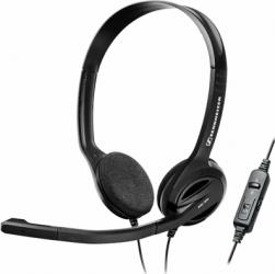 Casti cu Microfon Sennheiser PC 36 Call Control Casti
