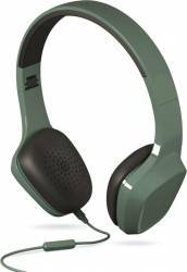 Casti Energy Sistem Headphones 1 Green Mic Casti