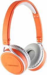 Casti Esperanza Yoga Bluetooth Orange Casti