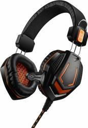 Casti Gaming CANYON CND-SGHS3 Black-Orange Casti Gaming