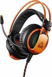 Casti Gaming CANYON CND-SGHS5 Black-Orange Casti Gaming