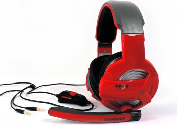 Casti Gaming Gamdias Hebe Casti Gaming