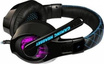 Casti Gaming Iluminate Somic Senicc G-Killer G95 Mov Casti Gaming
