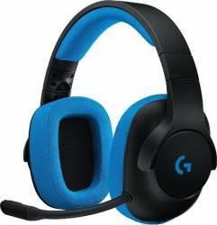 Casti Gaming Logitech G233 Prodigy Albastru Casti Gaming