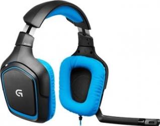 Casti Gaming Logitech G430 Casti Gaming