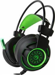 Casti Gaming Marvo HG9012 Green