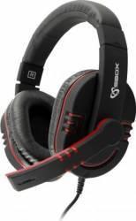 Casti Gaming Sbox HS-401BR Cu Microfon
