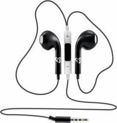 Casti in-ear cu microfon SBox IEP-204B Negru Casti telefoane mobile