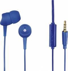 Casti In Ear Hama Basic Albastre Casti telefoane mobile
