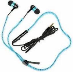 Casti In Ear iBOX Z4 Negru Albastru Casti telefoane mobile