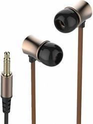 Casti In Ear Kworld S19 Brown Casti telefoane mobile
