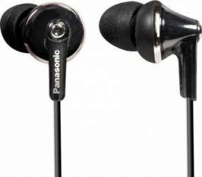 Casti In Ear Panasonic RP-HJE190E-K Negru