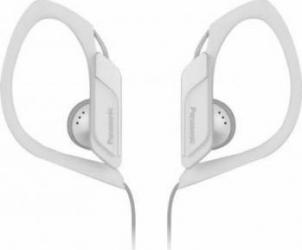 Casti In Ear Panasonic RP-HS34E-W Alb Casti telefoane mobile
