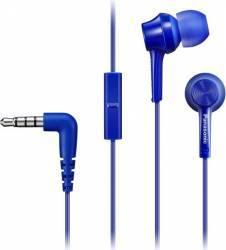 Casti In Ear Panasonic RP-TCM105E-A Albastru Casti