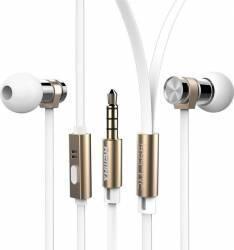 Casti In Ear Remax Stereo RM-565i Auriu