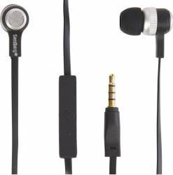 Casti In Ear Sandberg Excellence Earphones Negre Casti telefoane mobile