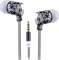Casti In Ear Sbox EP-813B Microfon Negru Casti telefoane mobile