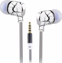 Casti In Ear Sbox EP-813W Microfon Alb Casti telefoane mobile