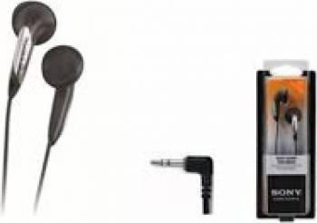 Casti In Ear Sony MDR-E820LP Negre Casti telefoane mobile